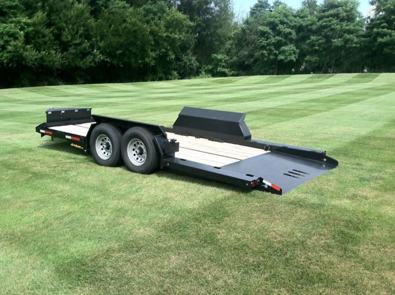 Drop Deck And Tilt Trailers Available No Ramp Trailers