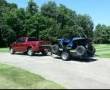 Shown with Polaris RZR 1000