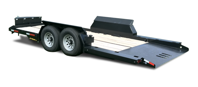 Drop Deck and Tilt Trailers Available | No Ramp Trailers